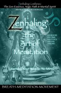 The Art of Meditation Poster