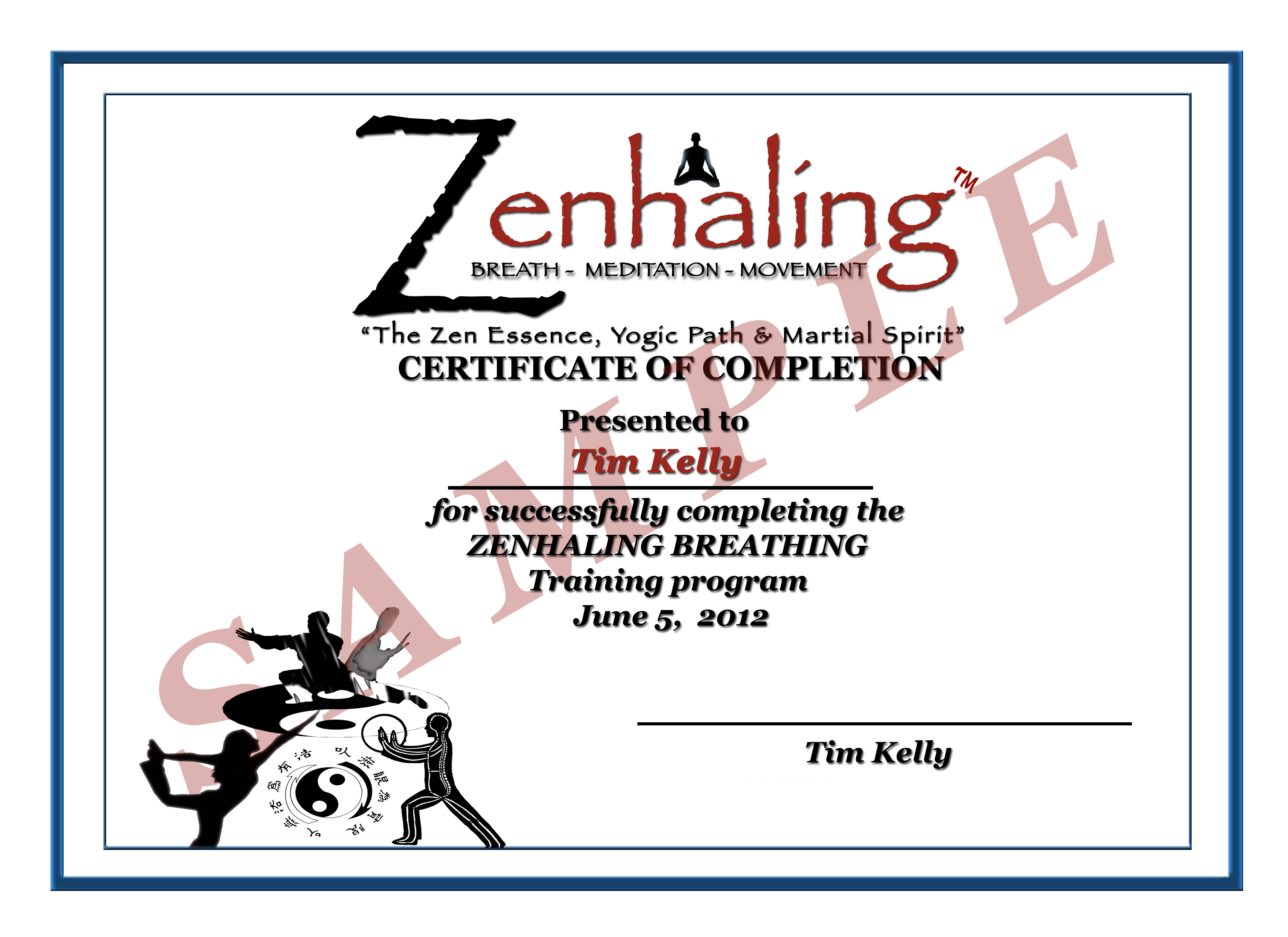 Breathing And Meditation Training Online Zenhaling
